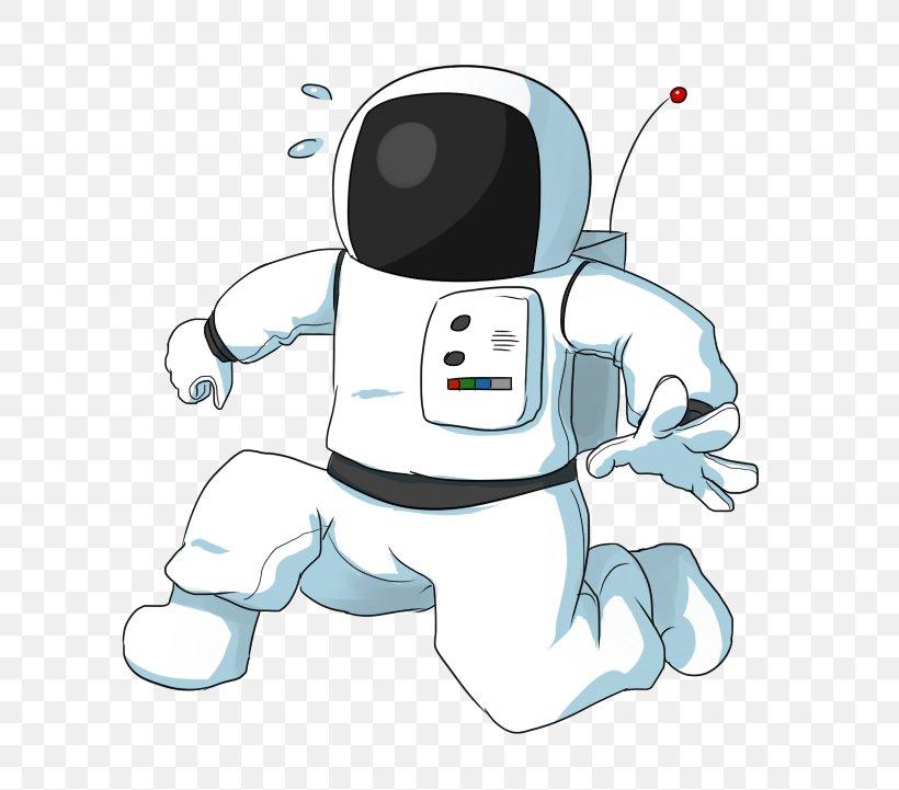 Astronaut Cartoon Outer Space Clip Art, PNG, 623x721px.