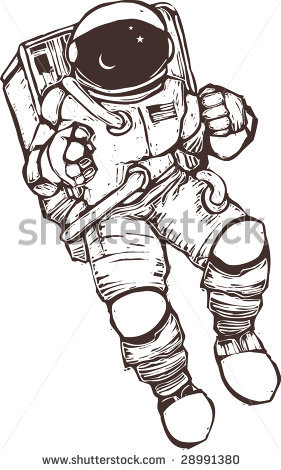 6123 Space free clipart.
