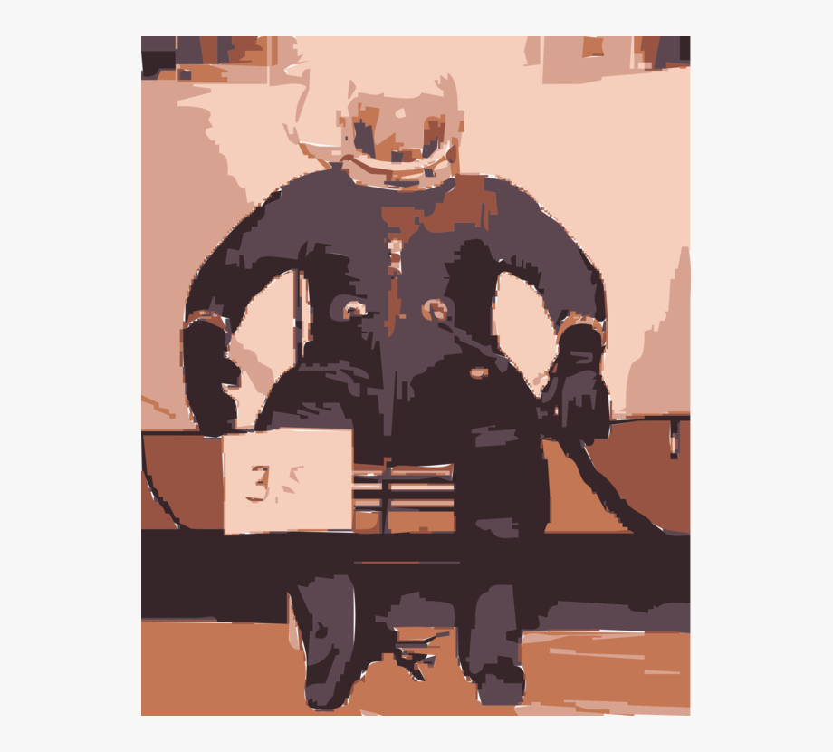 Astronaut Clipart Silhouette.