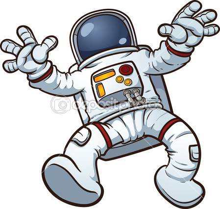 Astronaut Clipart No Background.