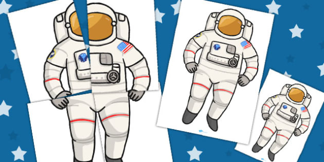 Display Astronaut Cut.