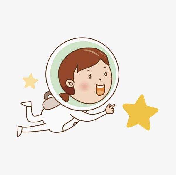 Astronaut Girl PNG, Clipart, Astronaut, Astronaut Clipart.
