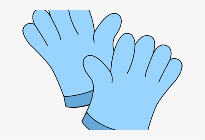 Astronaut Clipart Glove PNG Image.