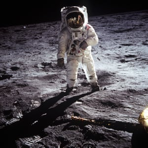 The greatest photos ever? Why the moon landing shots are.