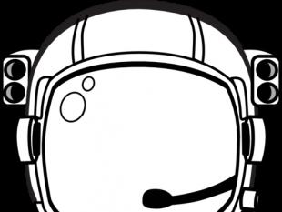 Vector Astronaut.