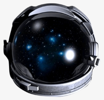 Free Space Helmet Clip Art with No Background.