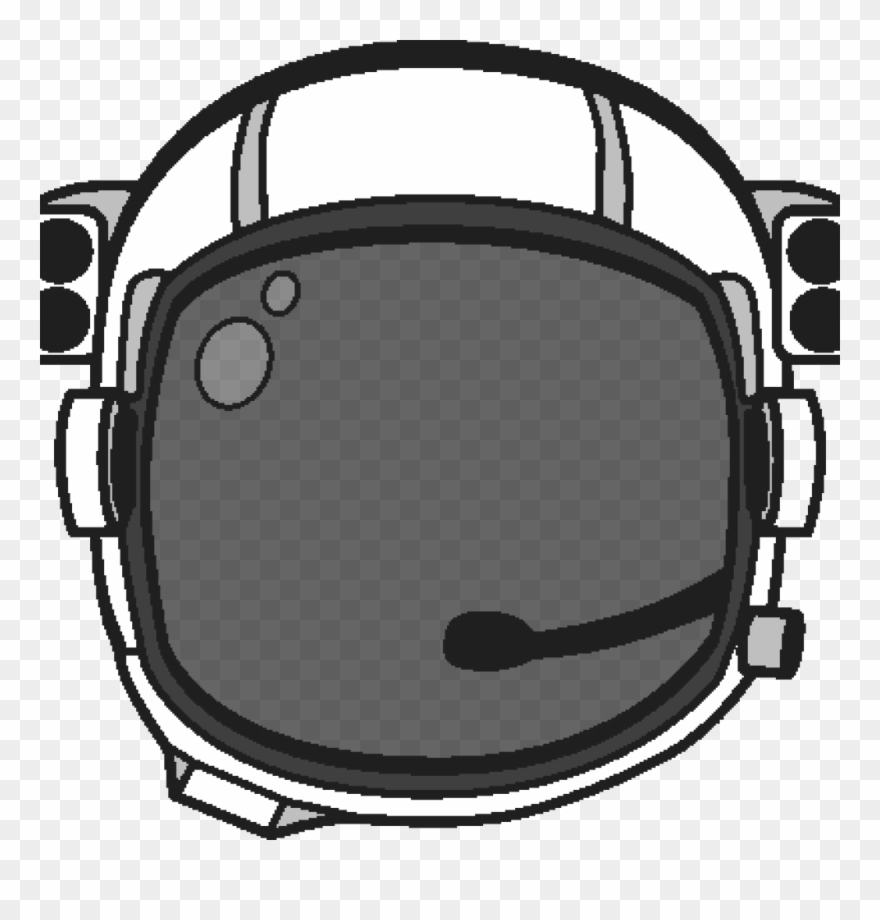 Astronaut Helmet Clipart Astronaut Helmet Drawing At.