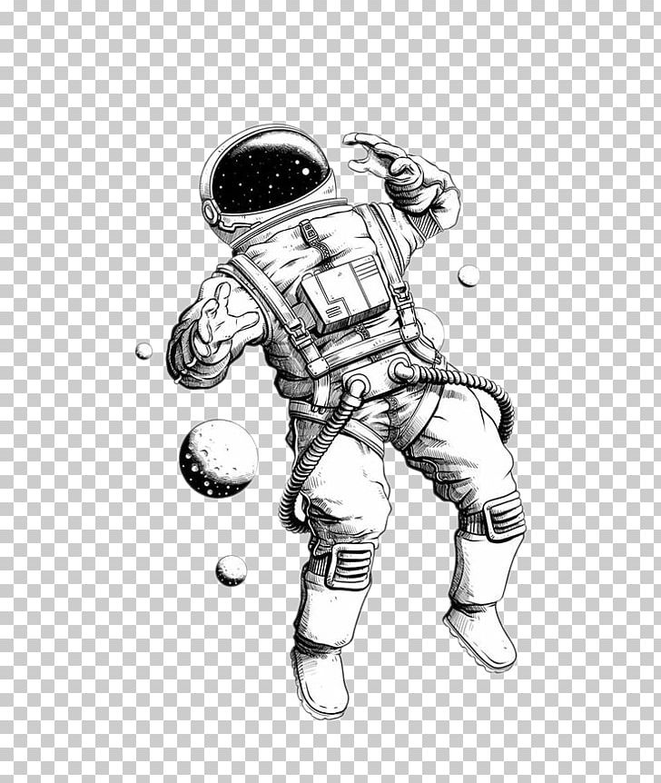Drawing Astronaut Illustration PNG, Clipart, Arts, Astronaut.