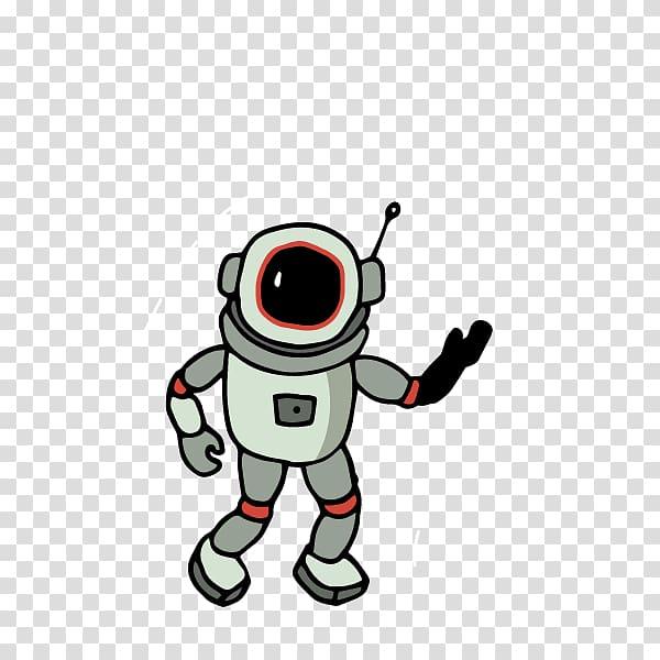 Astronaut Outer space Spaceflight Spacecraft, astronaut.