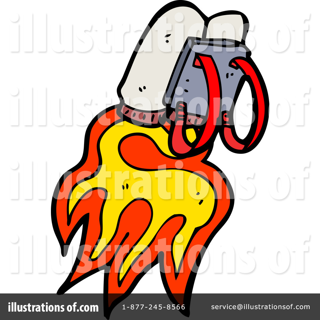 Jetpack Clipart #1205421.
