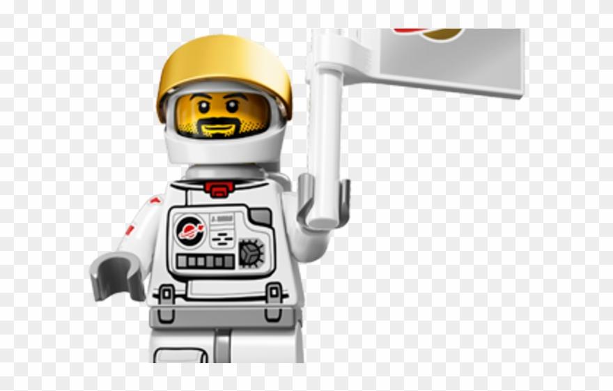 Lego Clipart Spaceman.