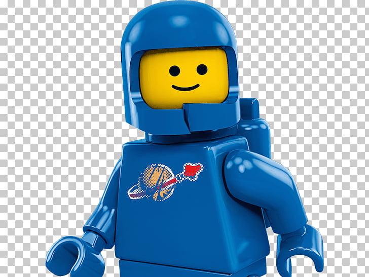 Lego Space Astronaut, cartoon character minifig illustration.