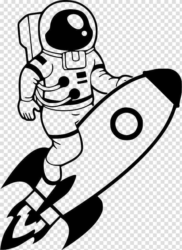 Spaceman , Space suit Astronaut NASA , astronaut transparent.