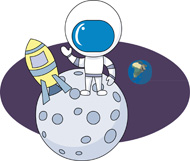 The best free Astronaut clipart images. Download from 143.