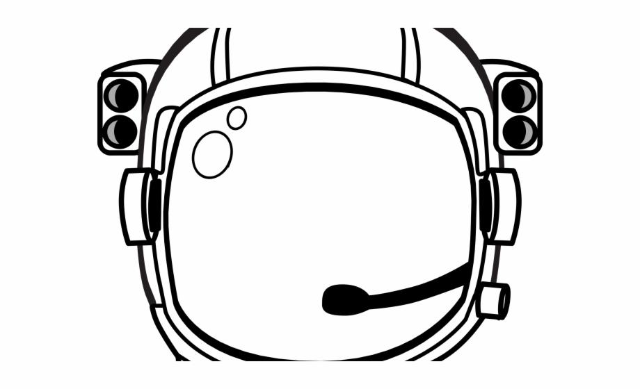 Drawn Astronaut Spacesuit.