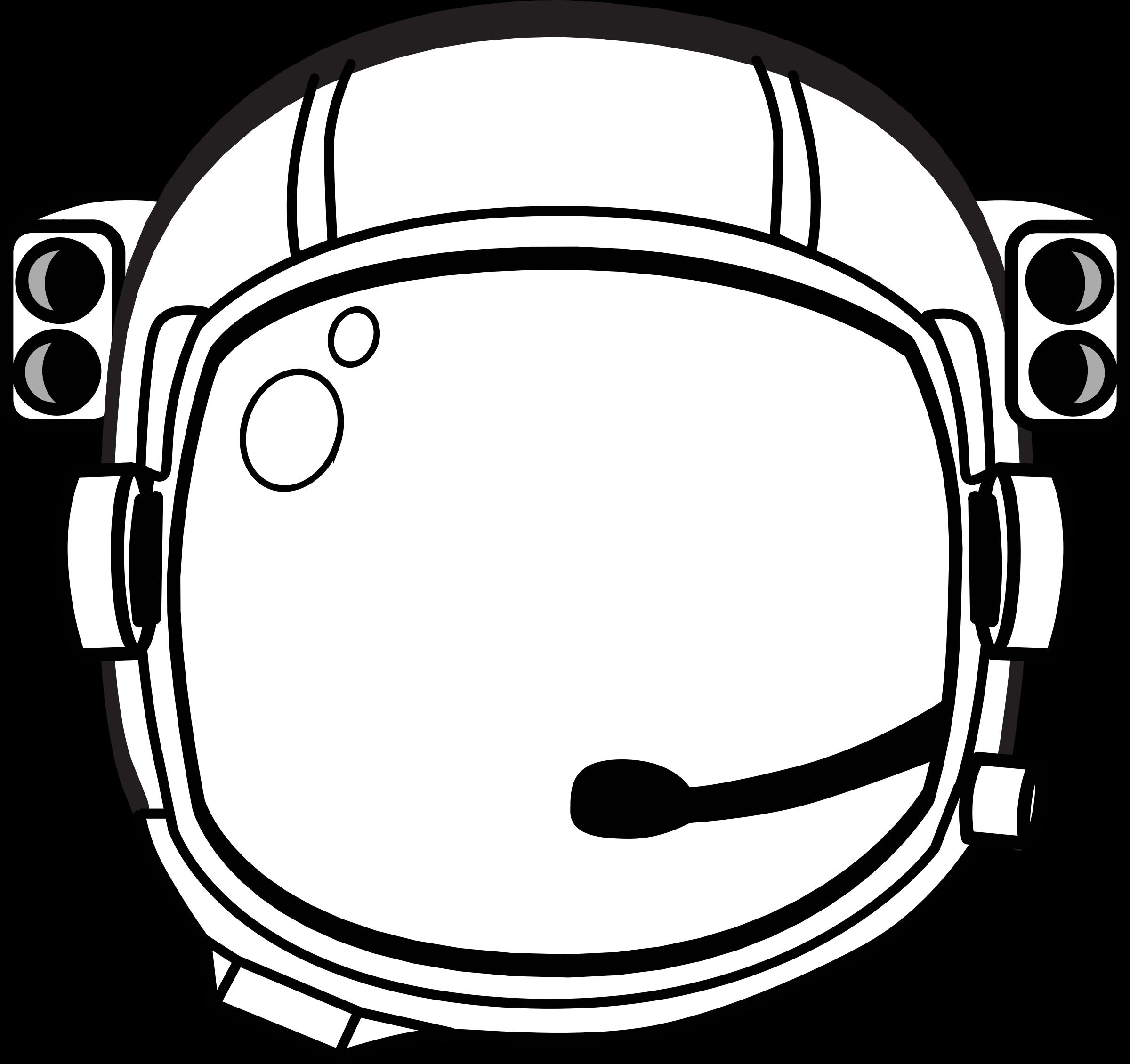 Astronaut clipart outline, Astronaut outline Transparent.