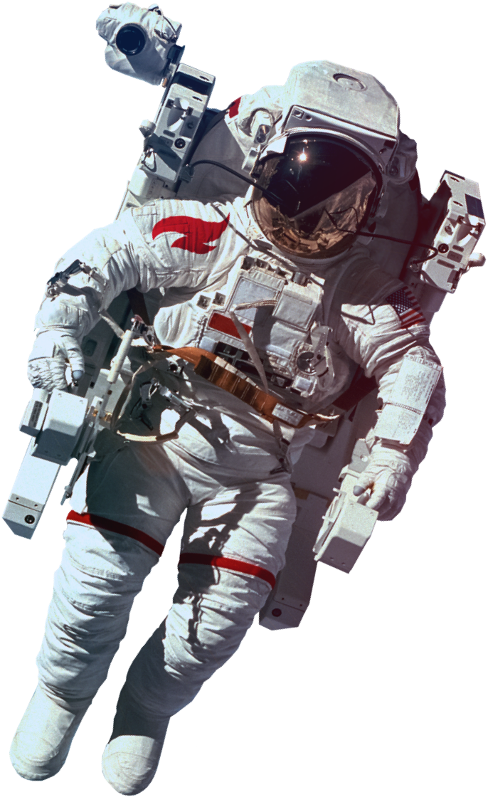 Astronaut PNG Image.