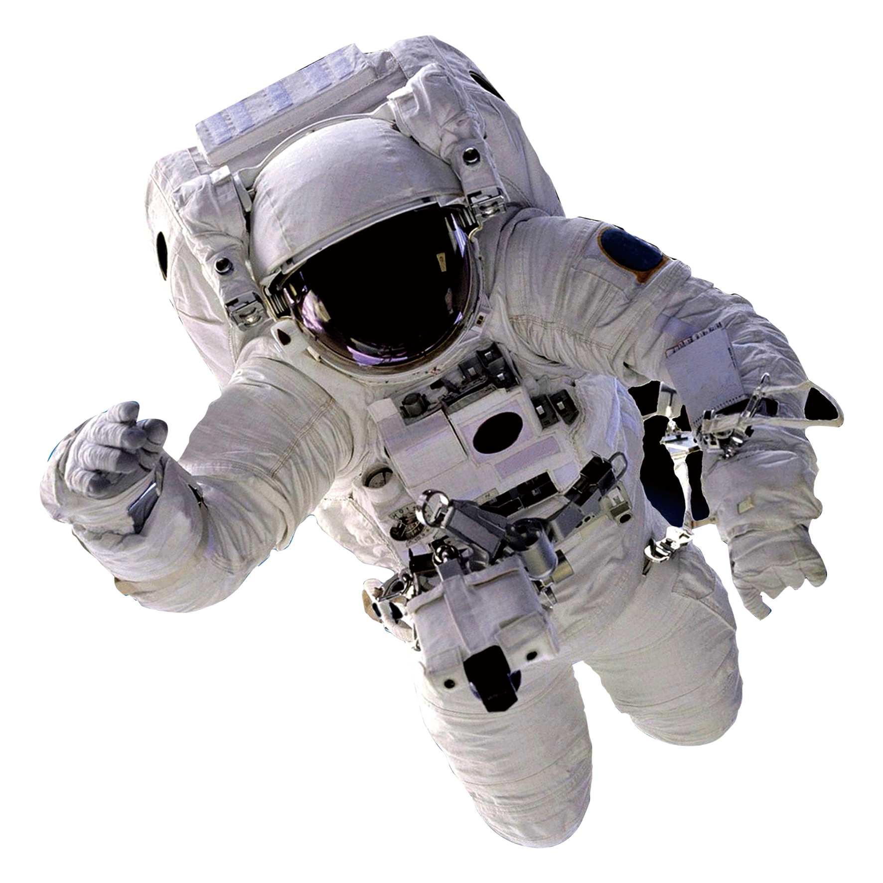 Astronauts PNG Image.