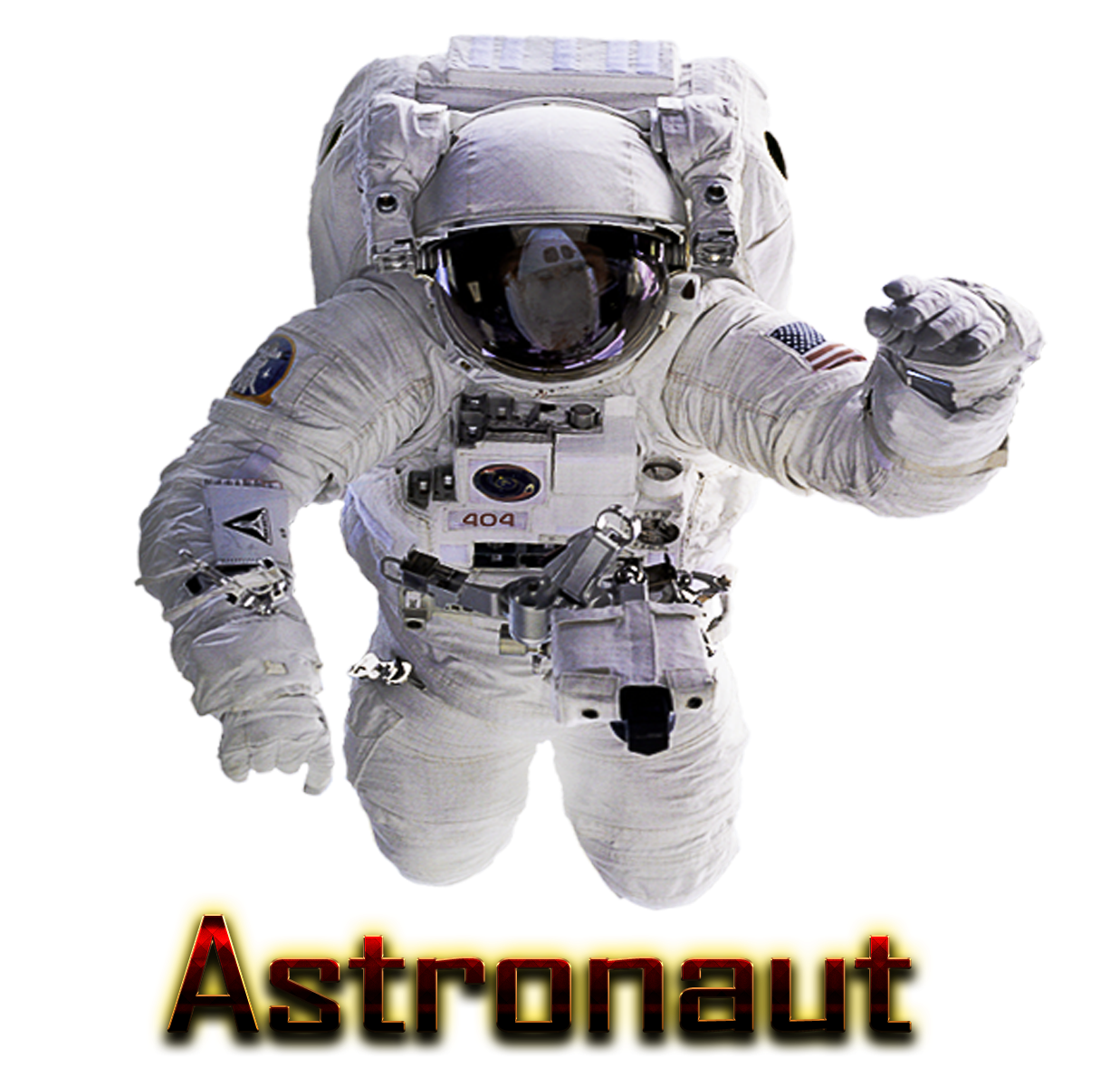 Astronaut PNG HD.