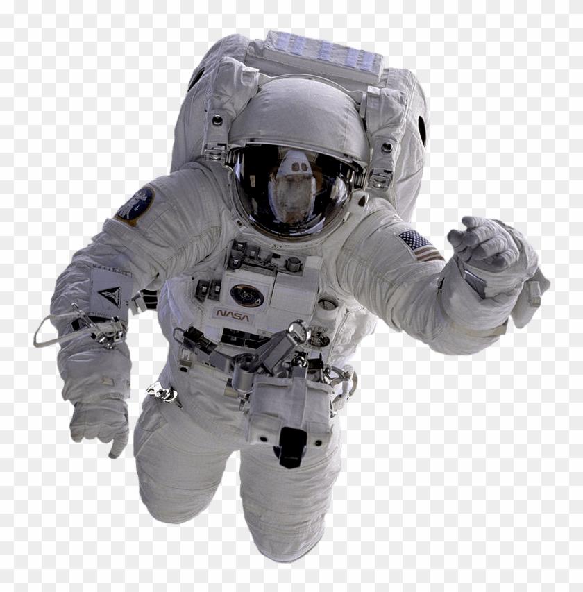 Astronaut Flying.