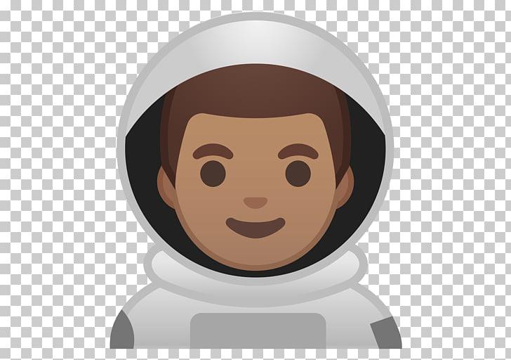 Emojipedia Astronaut Emoticon Woman, astronauts PNG clipart.