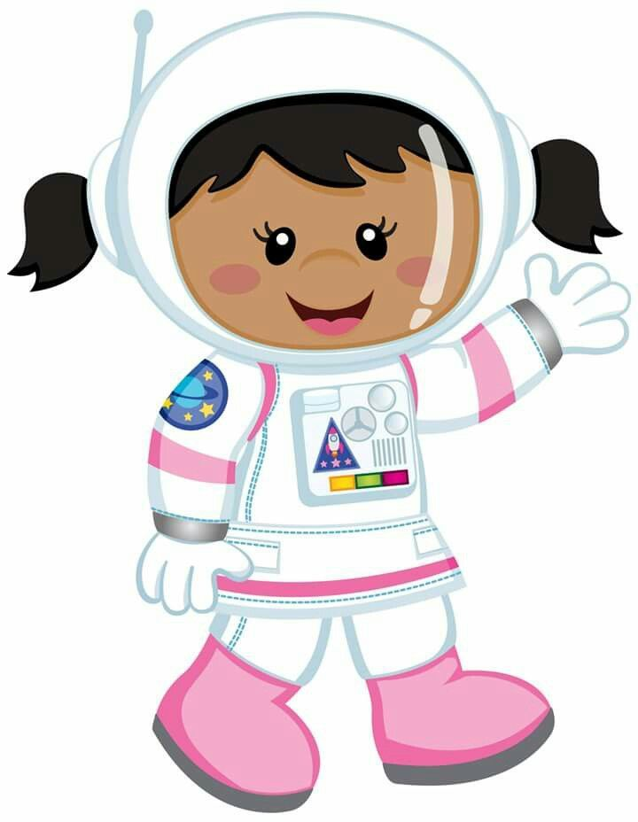Image result for girl astronaut images clipart.