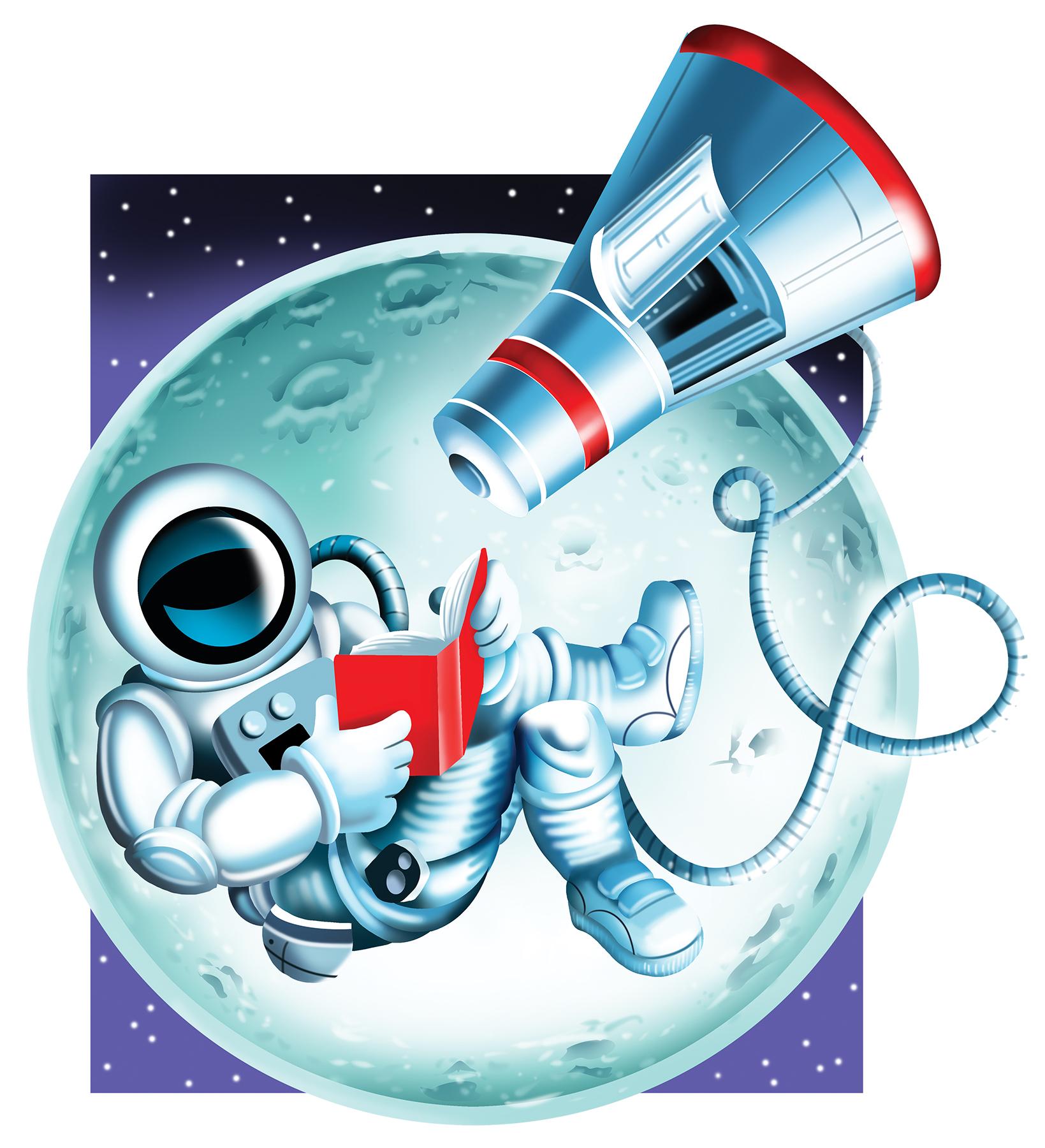 Astronaut Training Week.