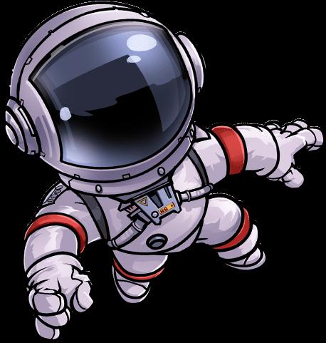 Spacesuit.