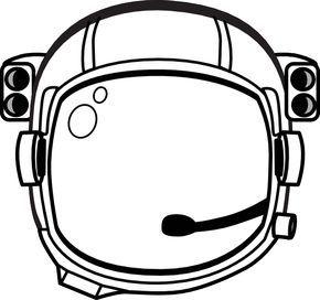 astronaut Hat Printable.