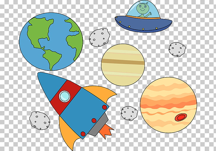 Outer space Astronaut , chart template PNG clipart.