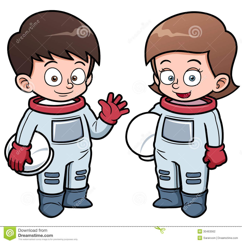 animated astronaut clip art - photo #30