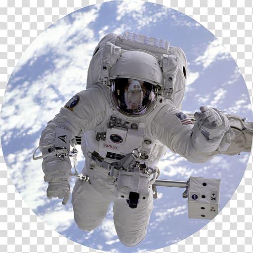 International Space Station Astronaut VR Google Cardboard.