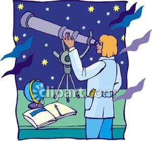 Astronomical clipart.