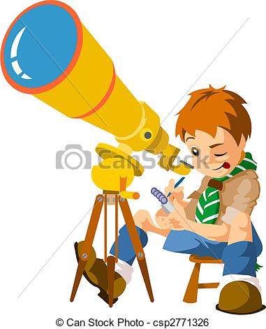 Astronomer Vector Clipart Royalty Free. 305 Astronomer clip art.