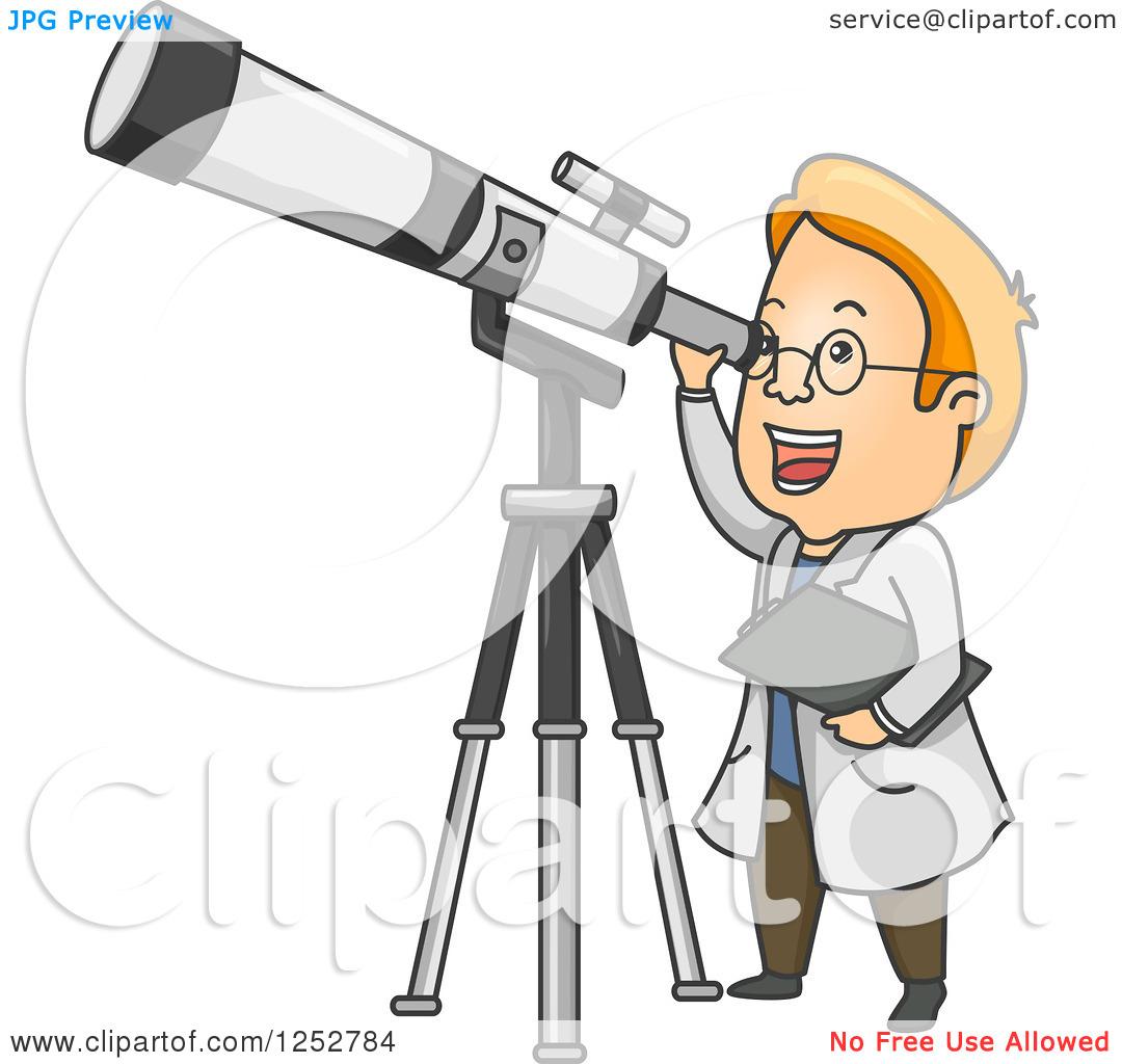 Astronomer clipart girl.