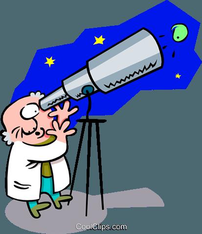 astronomer.