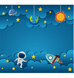 Astronomy Clipart Vector Images (over 1,200).