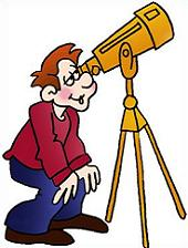 Free Astronomy Clipart.