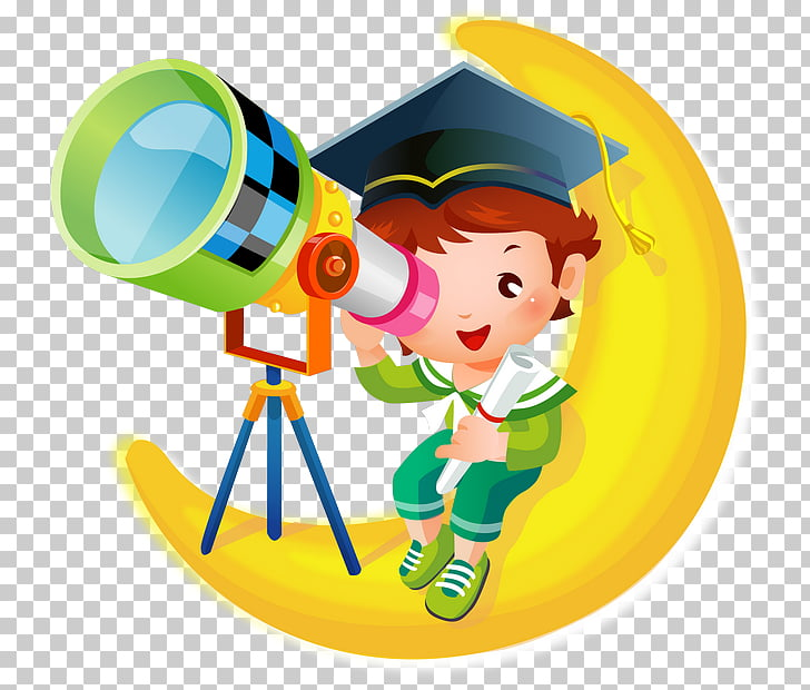 Astronomy Astronomer Cartoon , others PNG clipart.