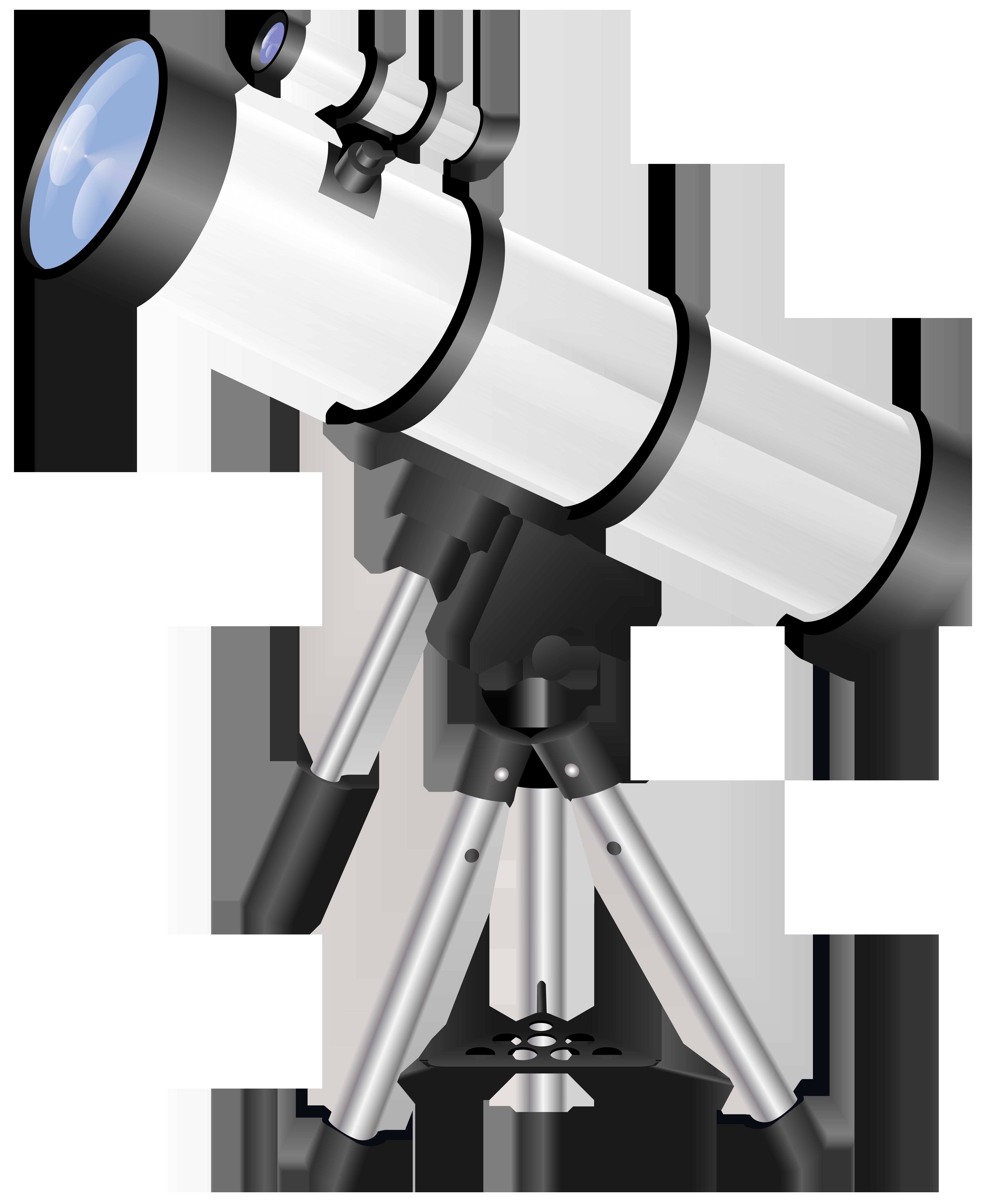 Telescope Clipart Free.