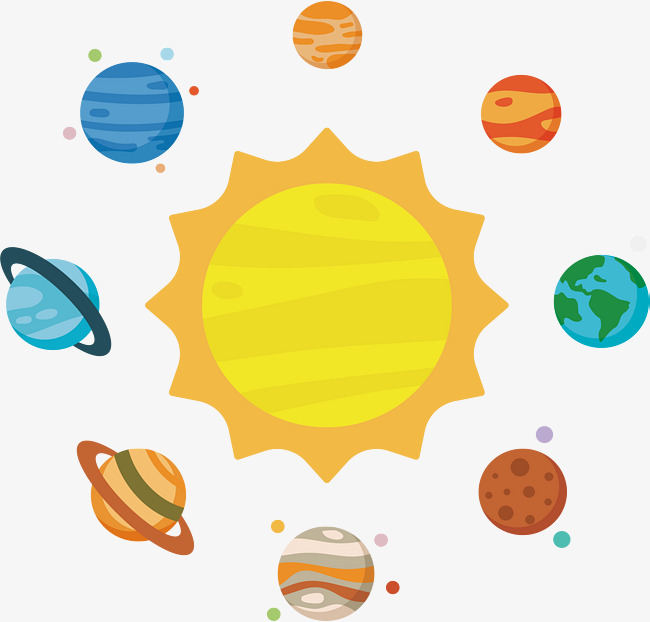 Astronomy Solar System Vector Png Starry Sky Fixed Star Png And.