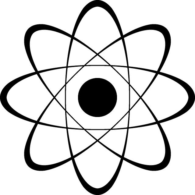 Atom clipart astrophysics, Atom astrophysics Transparent.