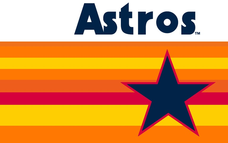 The History of and Story Behind the Houston Astros Logo.