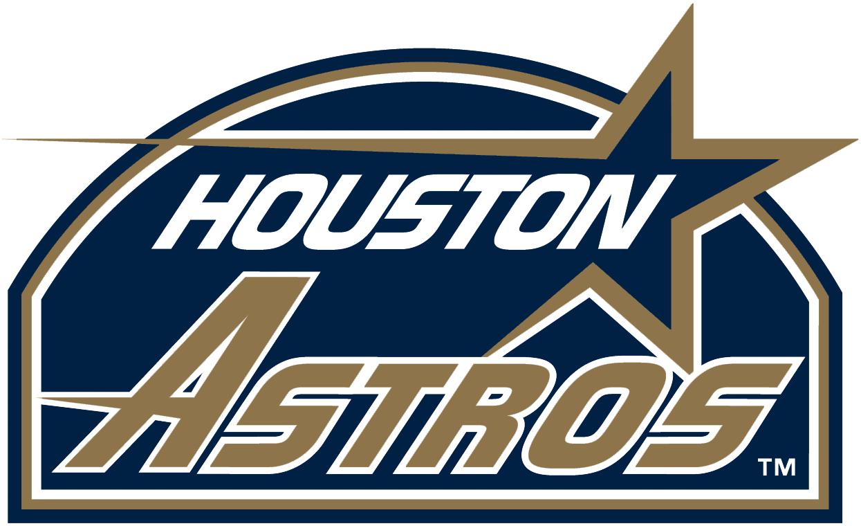 Houston Astros Primary Logo.