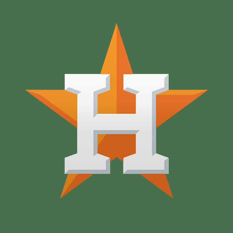 Houston Astros H Logo transparent PNG.