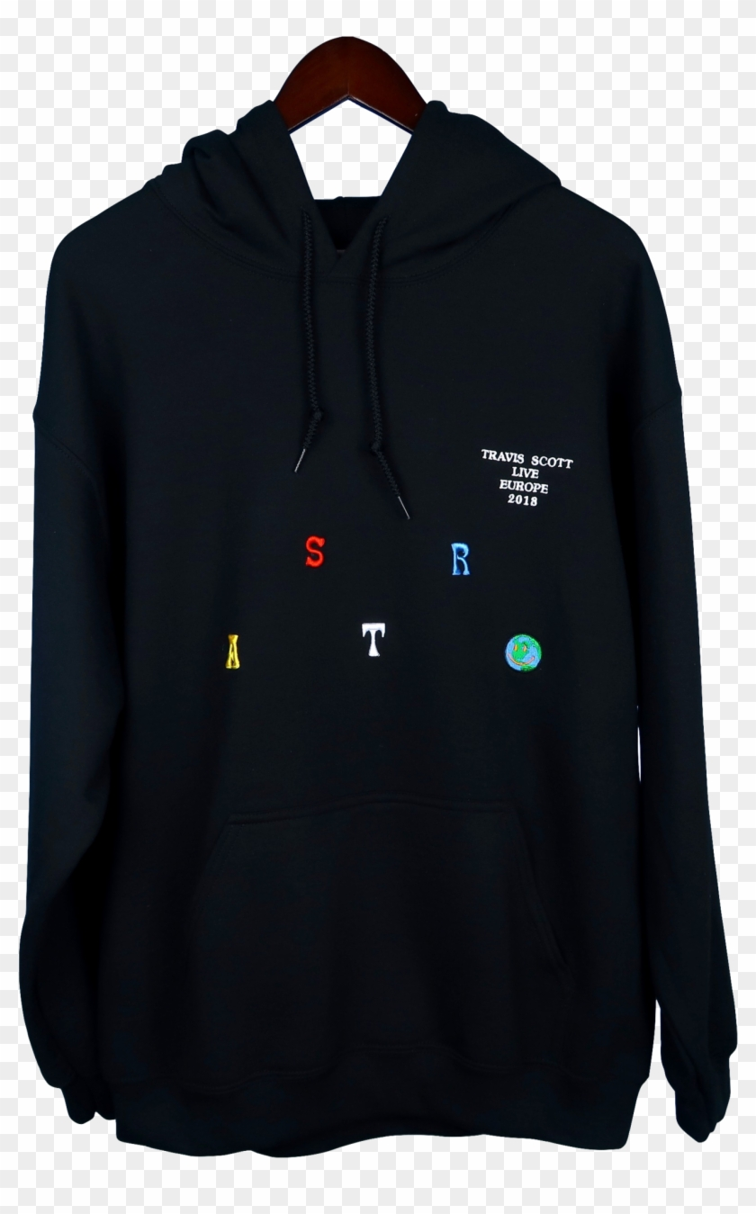 Travis Scott Astroworld Europe 18\' Hoodie.