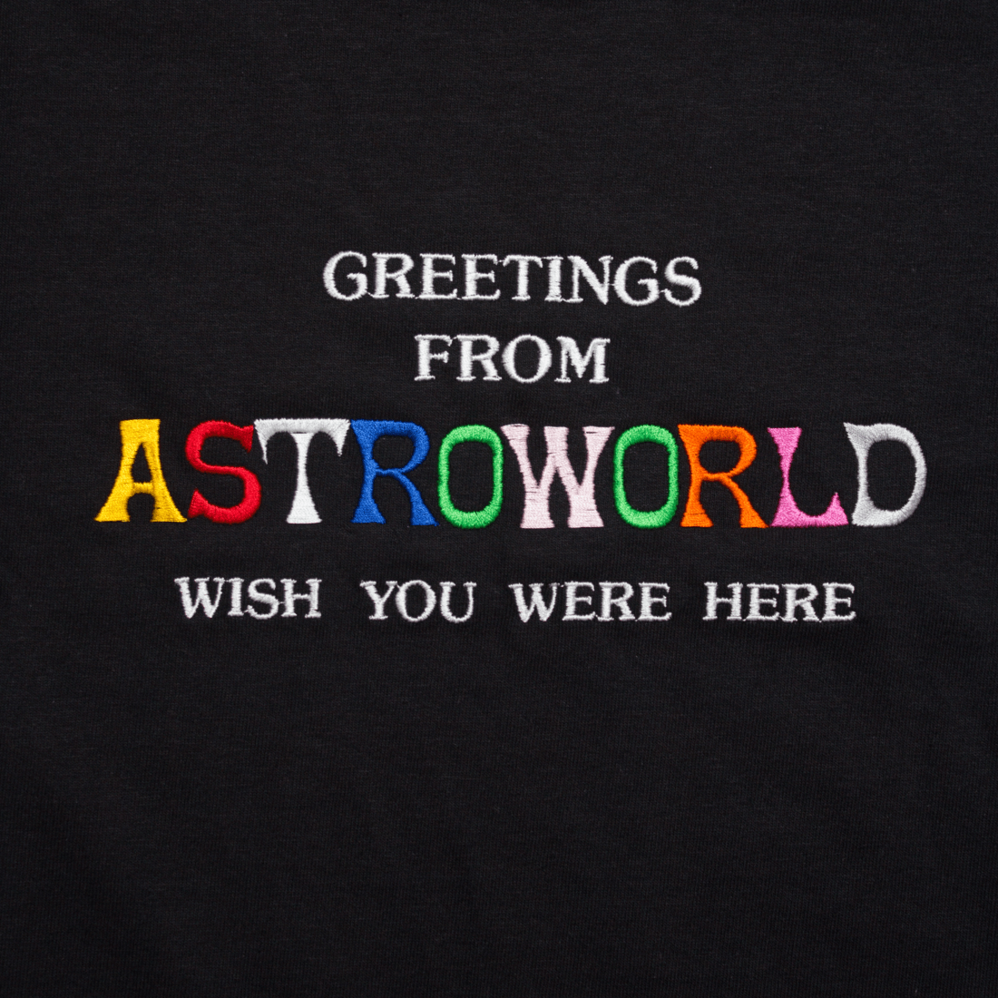 ASTROWORLD: My Planet My Home.