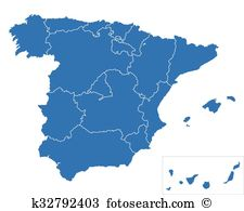 Map asturias Clipart Vector Graphics. 66 map asturias EPS clip art.