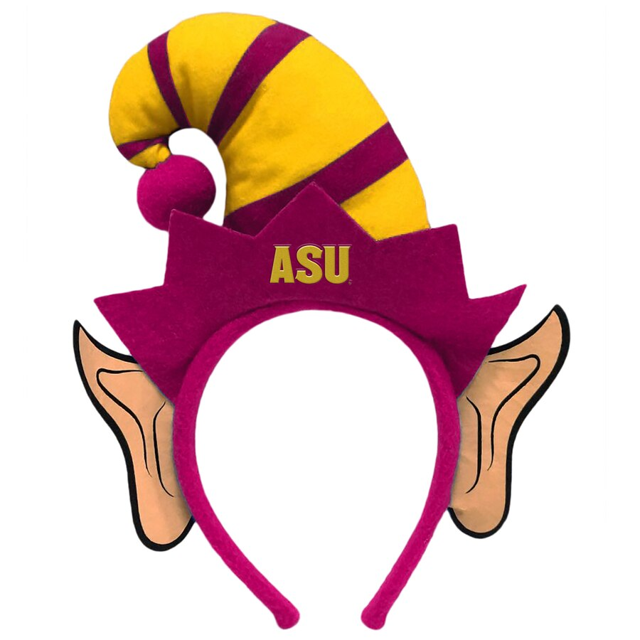 Arizona State Sun Devils Elf Ears Headband.