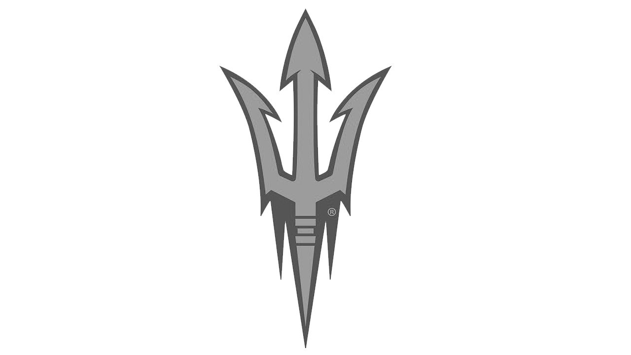 Arizona State Sun Devils logo.